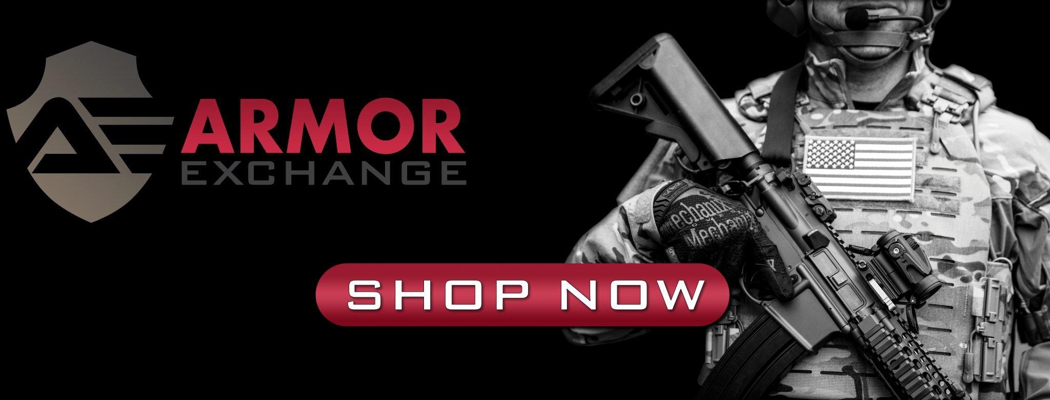 Armor Exchange - Shop Now